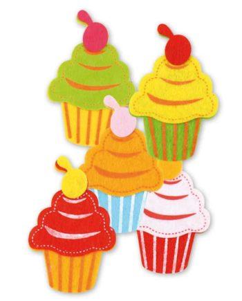 cupcakes apo tsoxa imondi tetragono