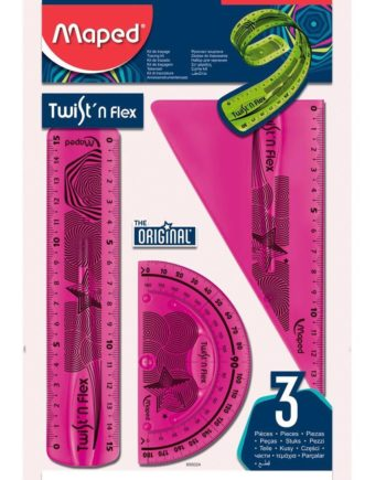 geometrika organa maped twist n flex set tetragono2