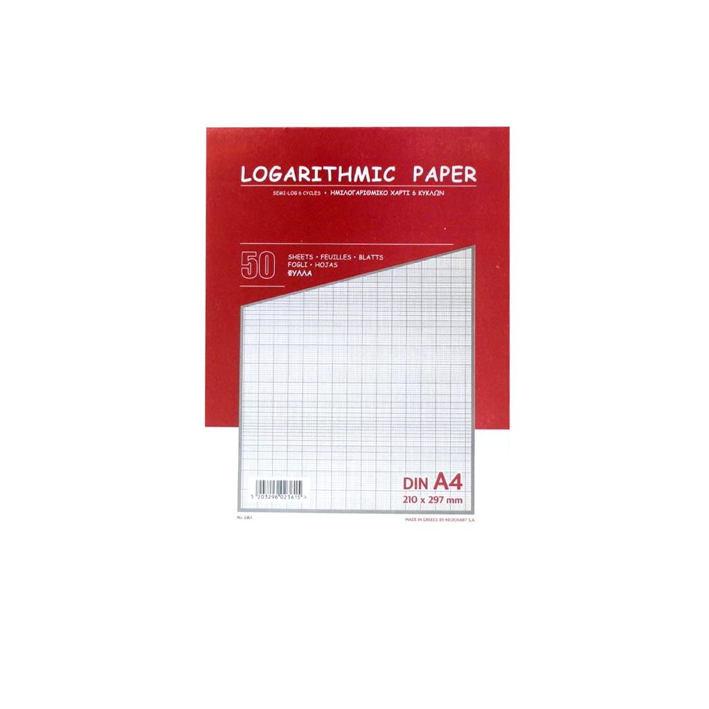mplok logarithmiko neoxart A4 50f tetragono