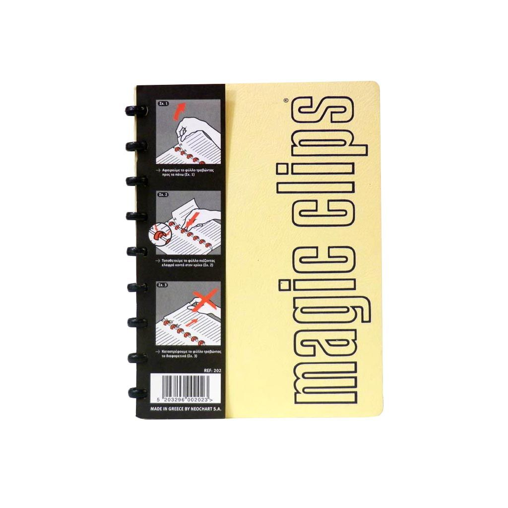 tetradio spiral magic clips 2 thematon tetragono12