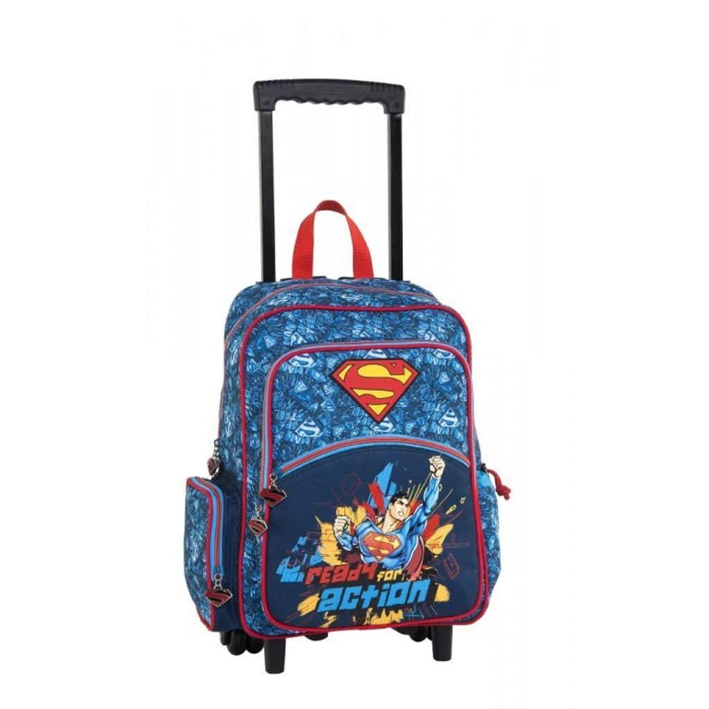 tsanta trolei dimotikou superman ready for action 15621 tetragono