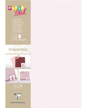 xarti A4 clairefontaine karo 35712c 210gr package tetragono2