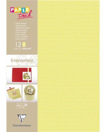 xarti A4 clairefontaine poua 35710c 210gr package tetragono2