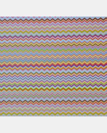 xartoni 50x70cm colored waves 2plis opsis tetragono
