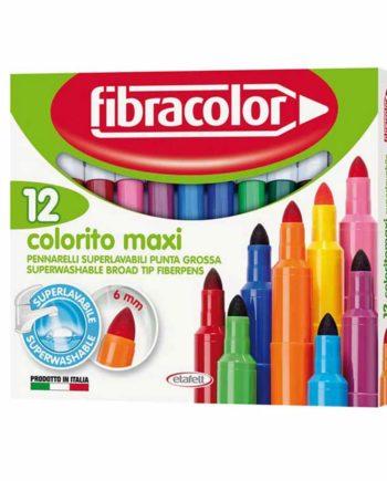 markadoroi fibracolor 12 xromata monoxromia tetragono