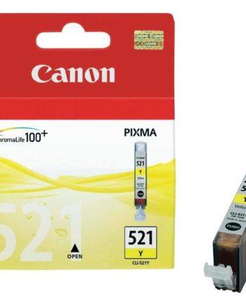 melani canon cli 521 yellow tetragono