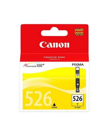melani canon cli 526 yellow tetragono
