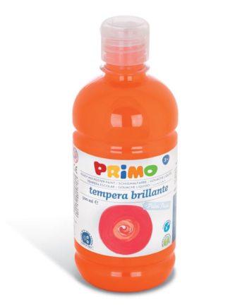 tempera primo 500ml portokali tetragono