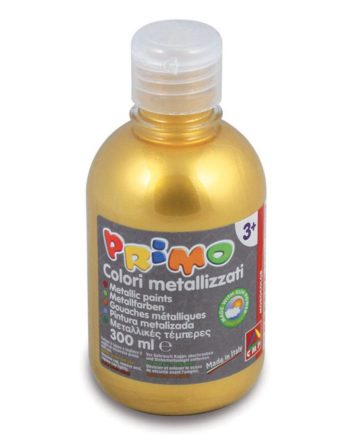 tempera primo metallic xryso 300ml tetragono