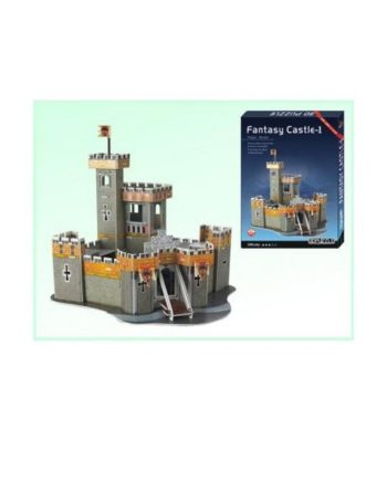 3d puzzle build my world fantasy castle 1 tetragono