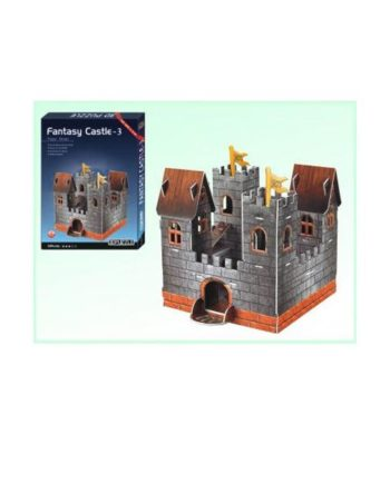 3d puzzle build my world fantasy castle 3 tetragono