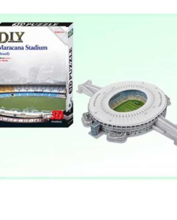 3d puzzle build my world maracana stadium tetragono