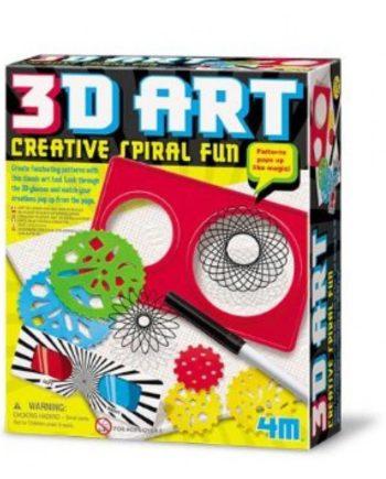 ekpaideytiko epitrapezio 4m toys 3d art tetragono