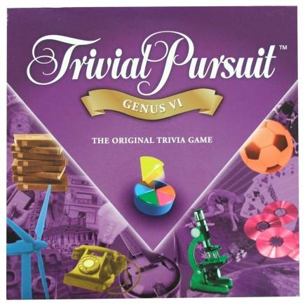 Επιτραπέζιο Trivial Pursuit Genius Edition