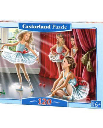 puzzle castorland 120 tetragono