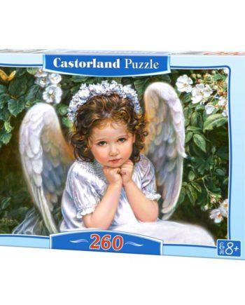 puzzle castorland 260 tetragono