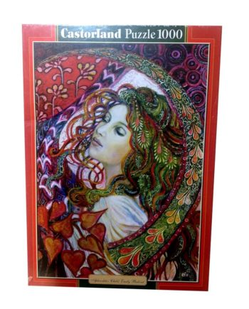 puzzle castorland aphrodites child tetragono