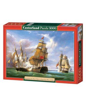 puzzle castorland combat tetragono