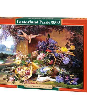 puzzle castorland elegant tetragono