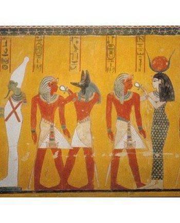 puzzle egyptian art tetragono