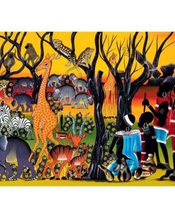 puzzle heye art from africa residents tetragono