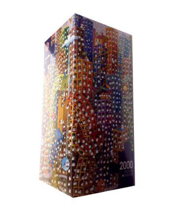 puzzle heye nordico city tetragono