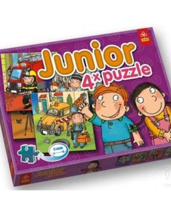 puzzle junior 4x tetragono