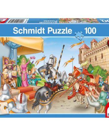 puzzle schmidt 100piec tetragono