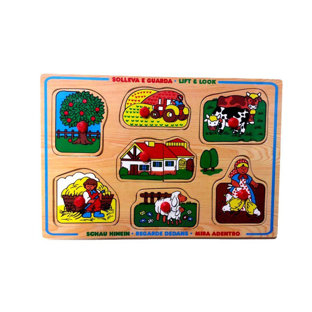 puzzle xylino agroktima tetragono