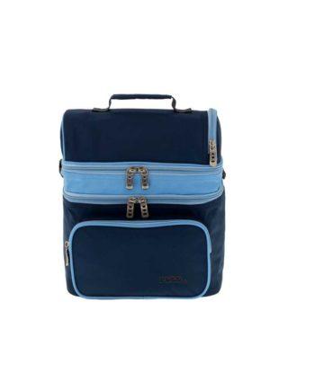 tsantaki faghtou polo double cooler blue 9 07 096 05 tetragono
