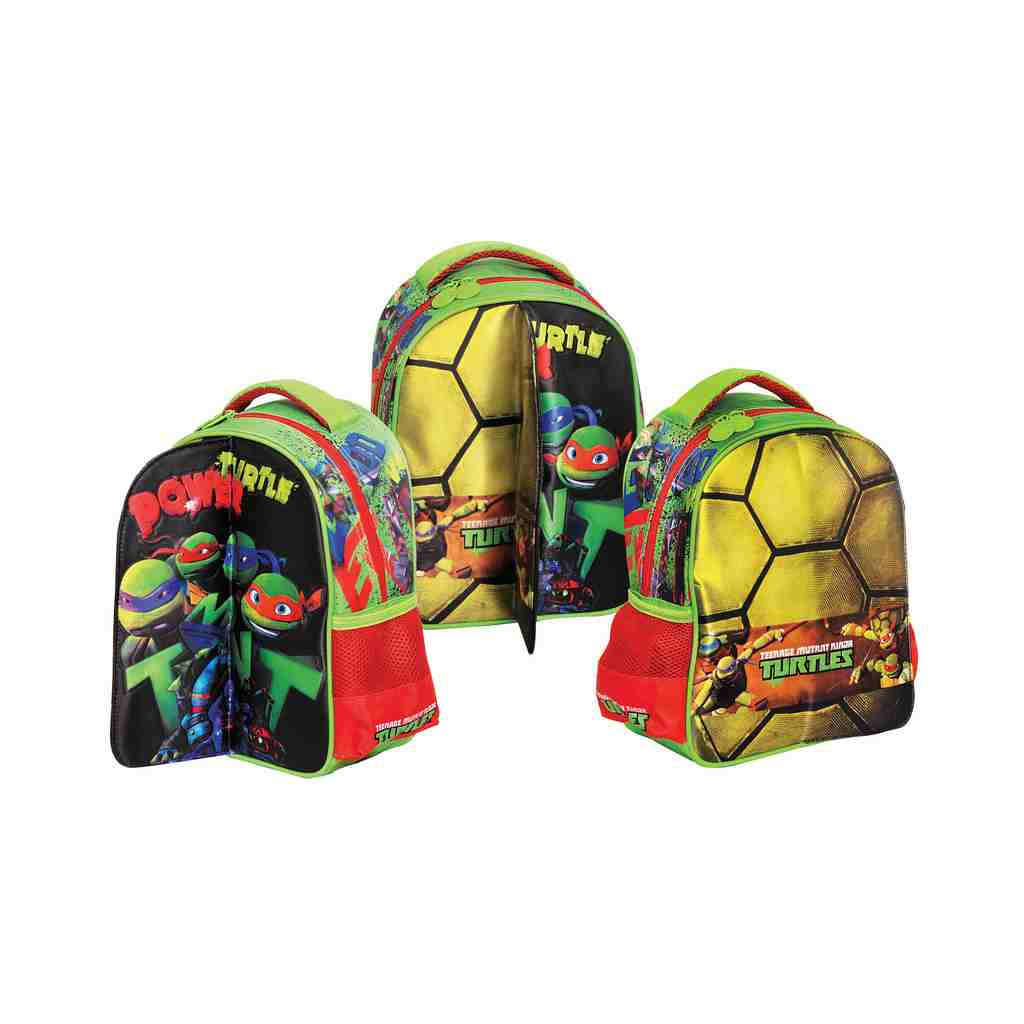 6f26713ef2a Τσάντα Νηπιαγωγείου Ninja Power Turtle- Βιβλιοπωλείο Τετράγωνο