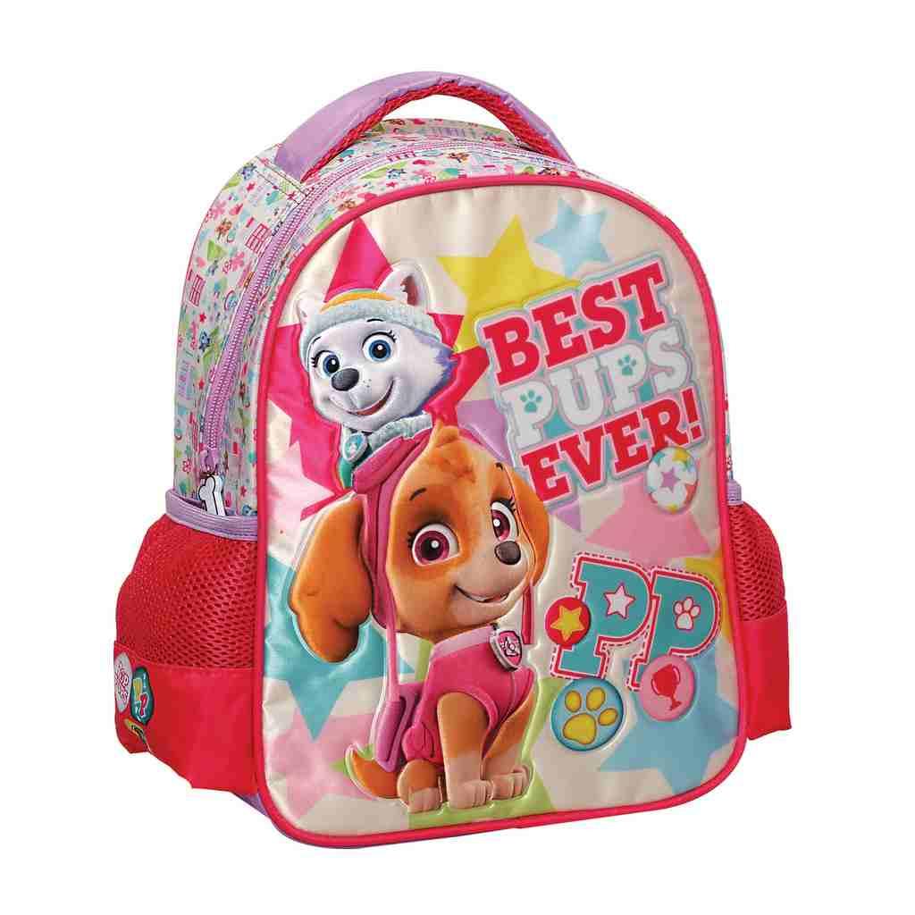 82a341db38 Τσάντα Νηπιαγωγείου Paw Patrol Girl- Βιβλιοπωλείο Τετράγωνο