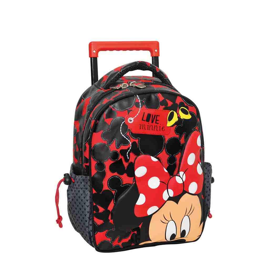 8a5c7ab0ed5 Τσάντα Τρόλεϊ Νηπιαγωγείου Minnie- Βιβλιοπωλείο Τετράγωνο