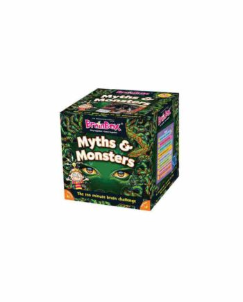 brainbox mythsmonsters 90059 tetragono tetragono