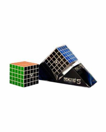 v cube 5x5 tetragono