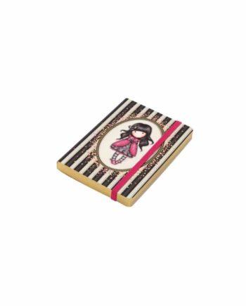 notebook a6 santoro gorjuss 766gj01 tetragono 1