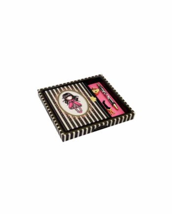notebook santoro gorjuss 522gj04 tetragono 1