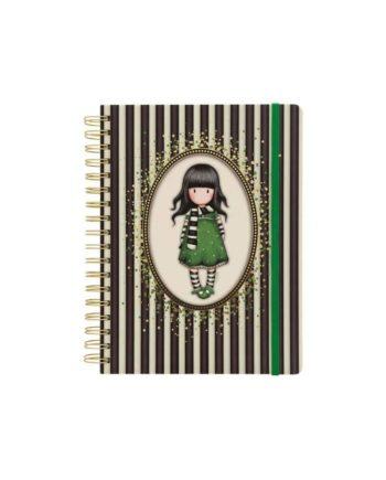 notebook santoro gorjuss 767gj02 tetragono 1