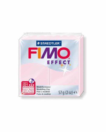 phlos fimo effect pink quartz 206 tetragono
