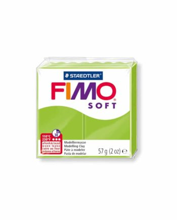 phlos fimo soft green apple 050 tetragono