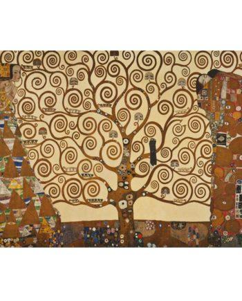 puzzle gustav klimt tree of life ricordi tetragono