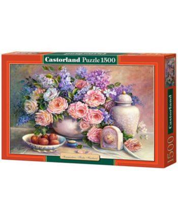 puzzle summertime castorland tetragono
