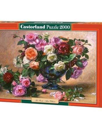 puzzle the finish castorland tetragono