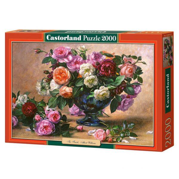 puzzle the finish castorland tetragono