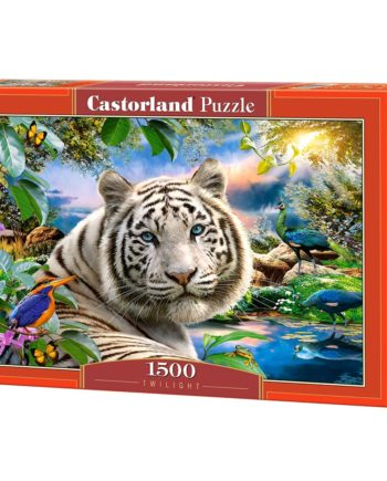 puzzle twilight castorland tetragono