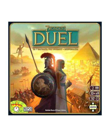 7 wonders duel kaissa ka112158 tetragono