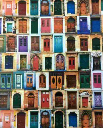 xartoni 50 70 old doors tetragono