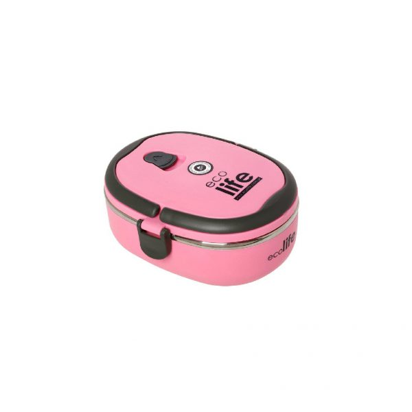 lunch box ecolife oval roz tetragono 1