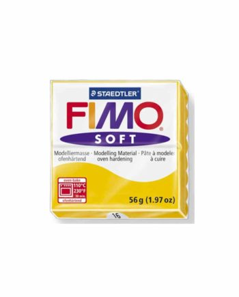 phlos fimo soft sunflower 016 tetragono