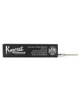 refill kaweco g2 rollerball black 0.7mm 1pc 10001008 tetragono
